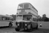 Former Birmingham 2489 (JOJ 489), a 1950 Crossley DD42/7 with Crossley H30/24R bodywork to Birmingham's standard design.