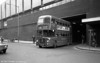 5399 was the last D9 in normal service, being used on special Sunday Birmingham to Ludlow services for a while several years ago. It is seen here leaving its old hunting ground, Birmingham Bull Ring Bus Station.