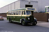 Exeter Corporation 175, a 1950 Daimler CVD6SD/Weymann B35F.
