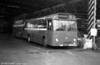 New to Devon General, but by now carrying Western National fleetnames is 41 (HOD 41E), a 1967 AEC Reliance/Marshall B41F, seen at Brunswick St. depot of South Wales Transport.