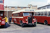 Devon General SR510 (HUO 510), 1948 AEC Regal I O6625520/Weymann B35F.