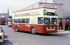 925 (925 GTA), a former Devon General 'Sea Dog' Leyland Atlantean/MCW CO44/31F built in 1961.