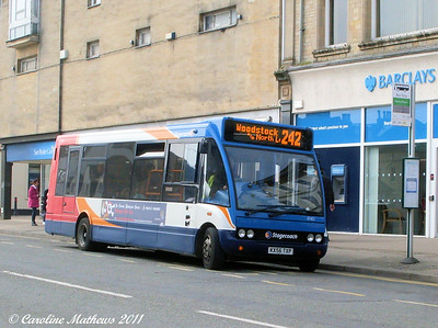 Stagecoach 47451 (KX56TXP), Witney, 28th March 2011