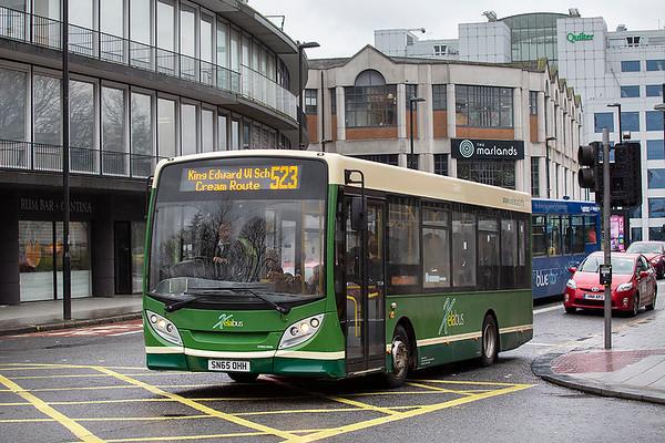 435 SN65OHH, Southampton 5/3/2020