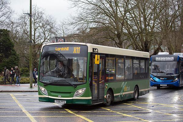 430 YY66PFO, Southampton 5/3/2020