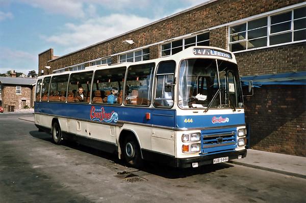 444 KUB544V, Malton 16/8/1991