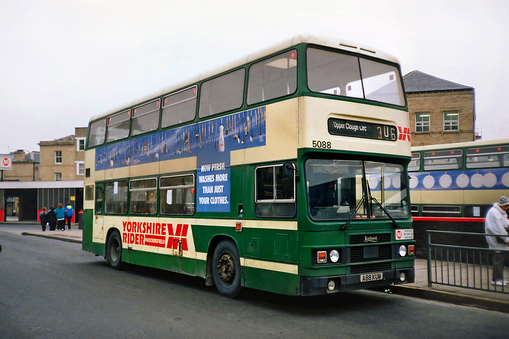 5088 A88KUM, Huddersfield 4/2/1991