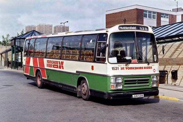 1531 JUM531V, Halifax 3/5/1992