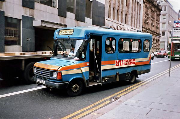 187 C87AUB, Leeds 10/5/1991