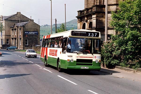 1456 G456JYG, Elland 20/5/1992