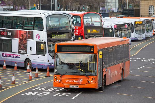 614 YJ60GFX, Huddersfield 16/3/2020