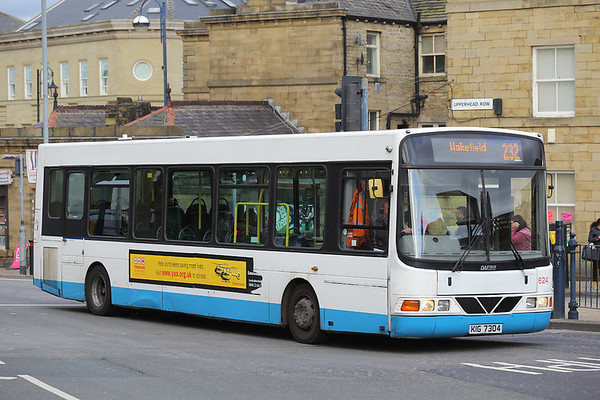 624 KIG7304, Huddersfield 16/3/2017