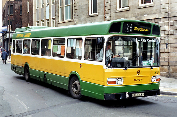 37 YFY4M, Sheffield 26/7/1994