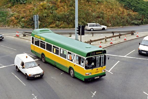 38 MTJ769S, Sheffield 26/7/1994