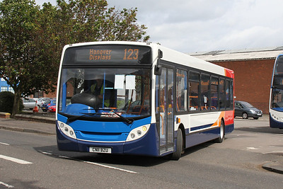 Stagecoach CN11BZU