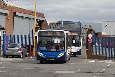 Stagecoach CN11BZU E200