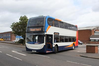 Stagecoach GX11AKN
