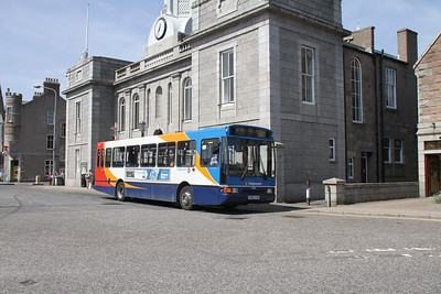 20989 on the once weekly Tuesdays only 416 to Rhynie!!!!!