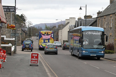 S17CCT Glamis in Kingussie.  Didn't try the fish and chips.......