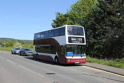 SN04AAE was 662 for Lothian Buses
