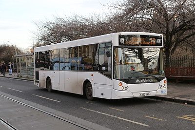 YJ62 JXG has acquired a fleetnumber - 1496