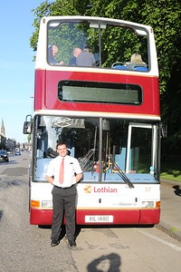 Dan, Dan the busdriving man....