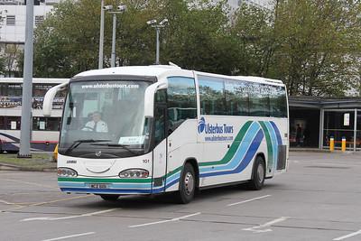 MCZ6101 at Buchanan Bus Station