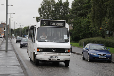 L254NFA Camelon Road, Falkirk