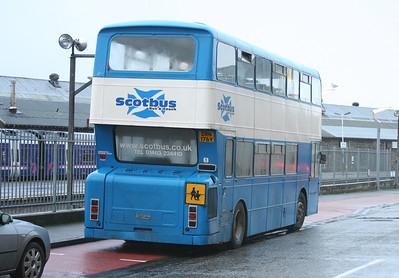 DRN176Y was a pleasant surprise outside Inverness station