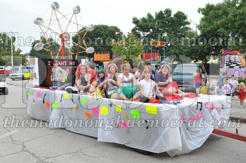 2009 Fall Festival Parade 08-27-09 050