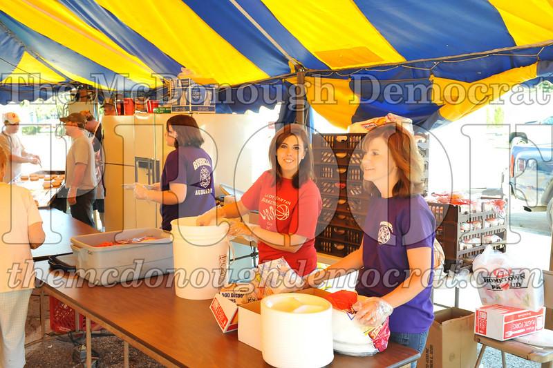 BT&CFF Lions, Rotary, Pie&Cake 08-28-10 001