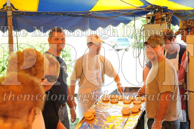 BT&CFF Lions, Rotary, Pie&Cake 08-28-10 002