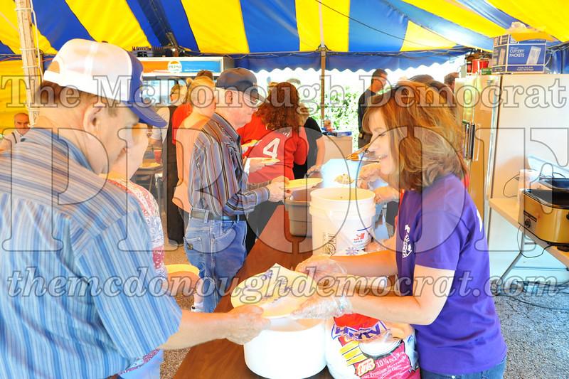 BT&CFF Lions, Rotary, Pie&Cake 08-28-10 009