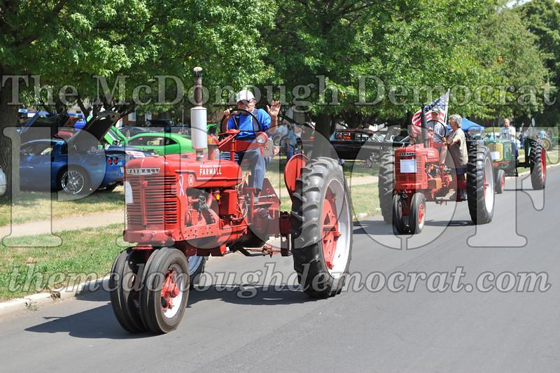 Fall Festival Tractor Parade 08-25-12 005