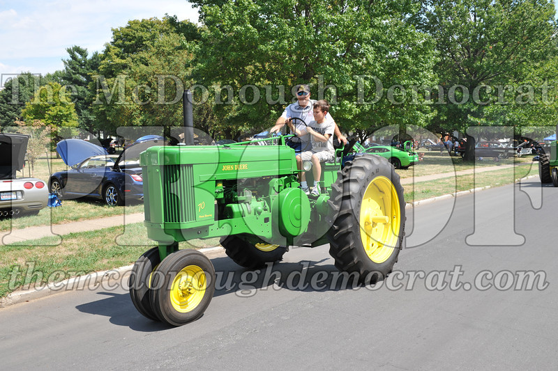 Fall Festival Tractor Parade 08-25-12 001
