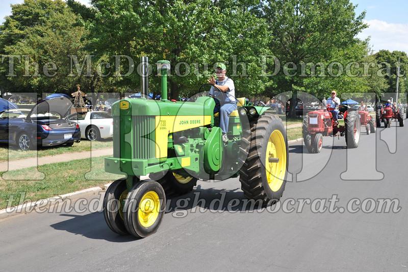 Fall Festival Tractor Parade 08-25-12 002