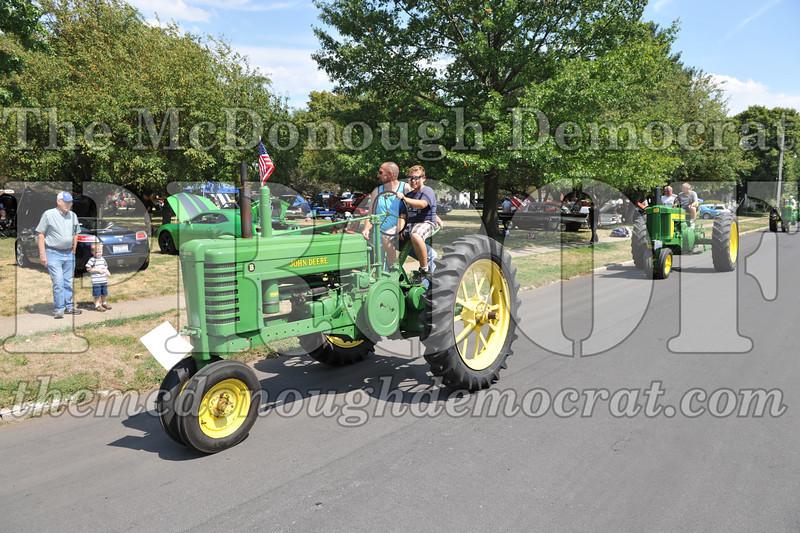 Fall Festival Tractor Parade 08-25-12 008