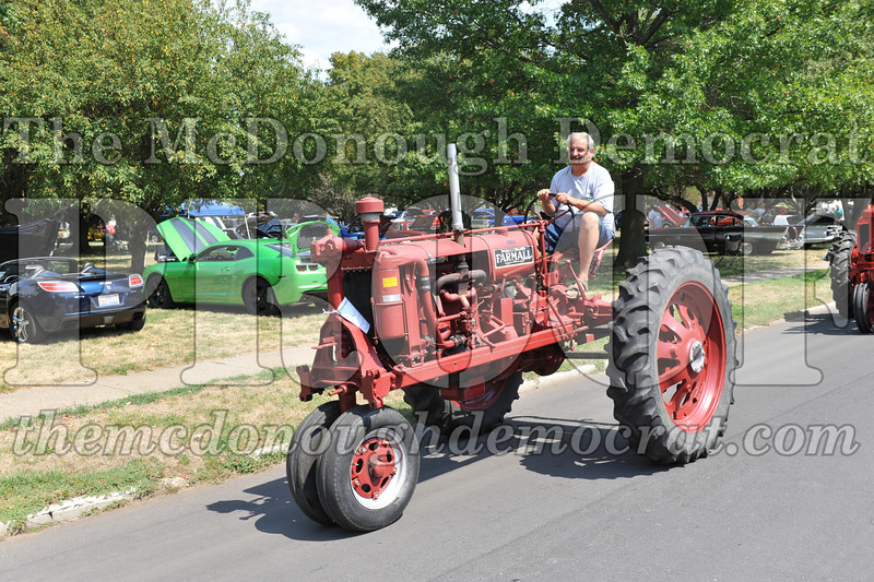 Fall Festival Tractor Parade 08-25-12 013