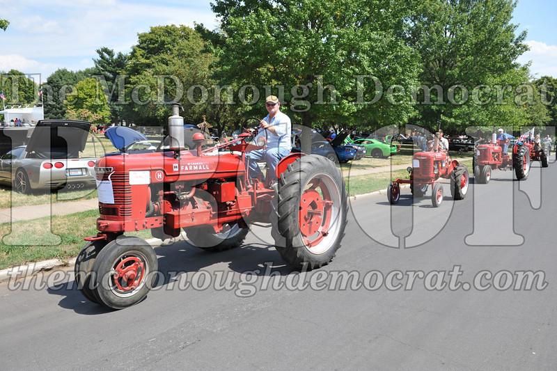 Fall Festival Tractor Parade 08-25-12 003