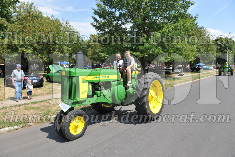 Fall Festival Tractor Parade 08-25-12 009