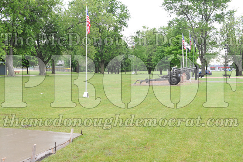 American Legion Monument at VFW Park 5-21-11 015