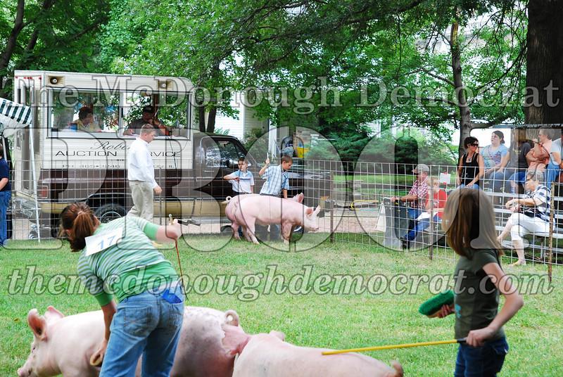 FFA Alumni Livestock Show & Auction 08-20-08 004