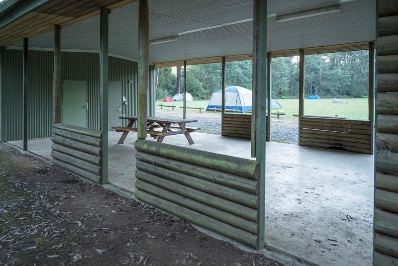 Toolangi Campground