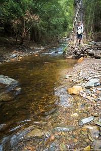 Rachel at Breakfast Creek