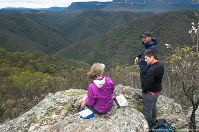 Cattle Dog Ridge lookout