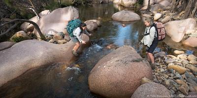 Jo making the leap
