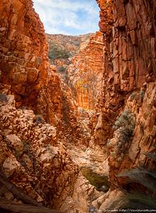 Upper Portals Canyon