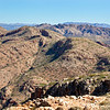 The Chewings Range. West MacDonnell Ranges National Park.