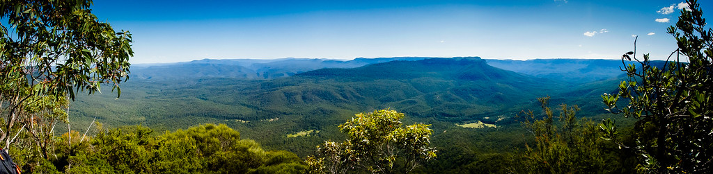Mt Solitary, Kedumba Valley, Blue Mountains, NSW