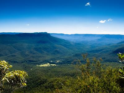 Kedumba Valley, Blue Mountains, NSW
